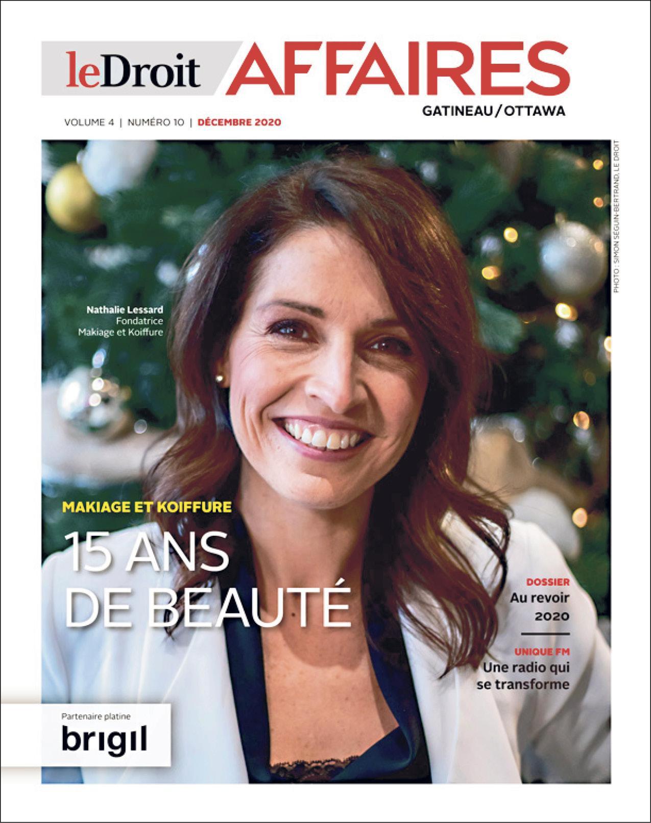Cover Décembre 2020