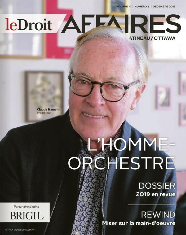 Cover Décembre 2019