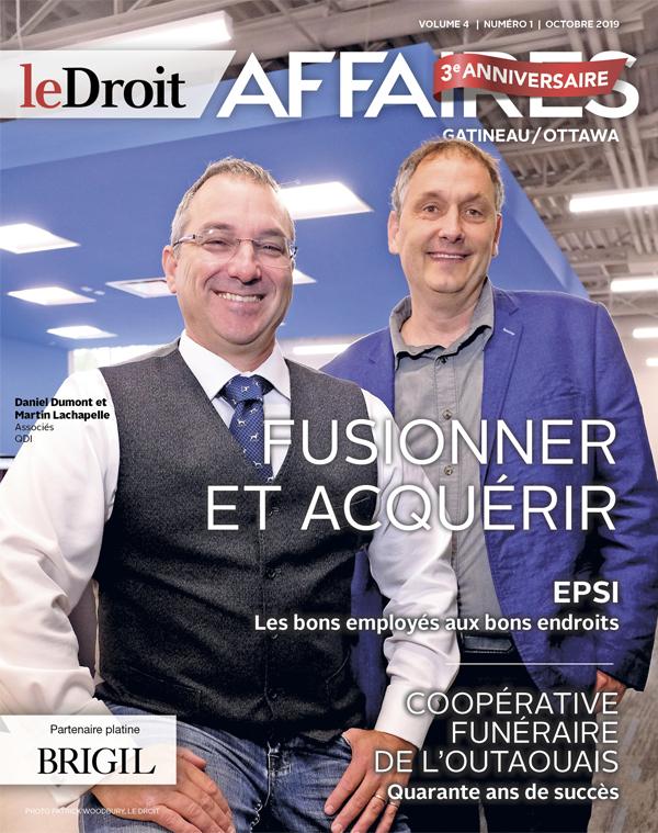 Cover Octobre 2019