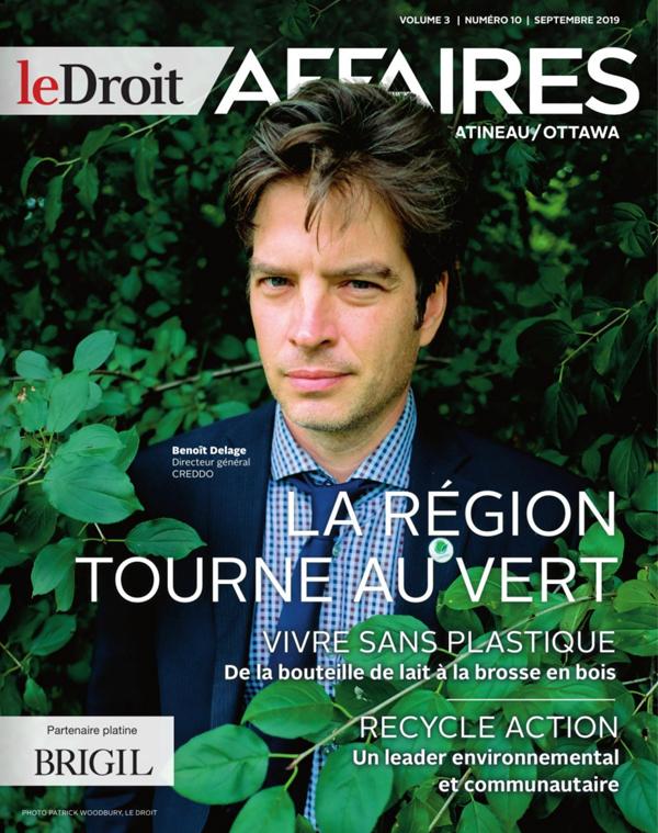 Cover Septembre 2019