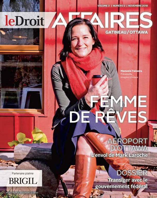 Cover Novembre 2018