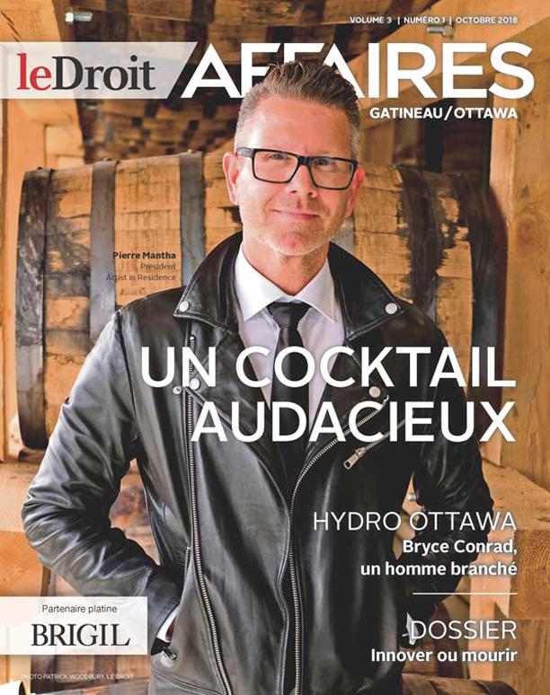 Cover Octobre 2018