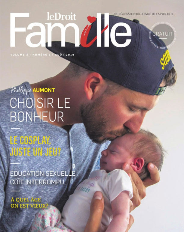 Cover Août 2019